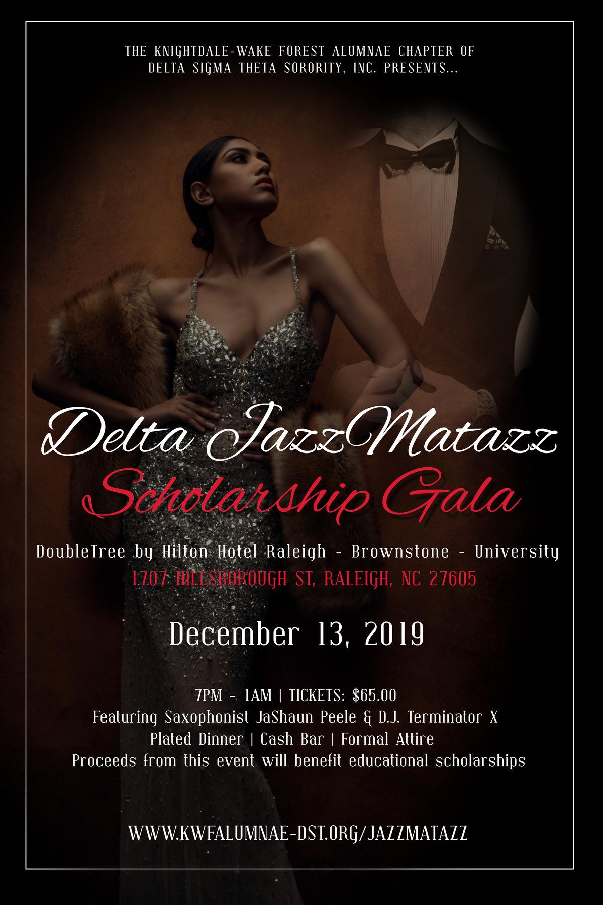 Delta Jazzmatazz @ DoubleTree by Hilton Hotel Raleigh - Brownstone | Raleigh | North Carolina | United States